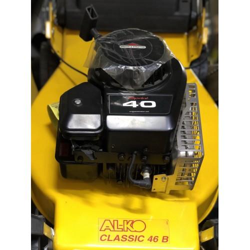 AL-KO Classic 46B 4 HP Benzinli Çim Biçme Makinesi